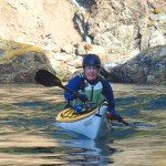 Learning to Paddle in Canoe Pass Currents