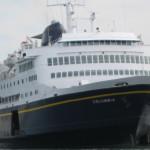 Alaska Ferry - Kayak Bellingham Bay