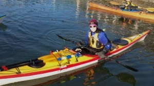 sea kayaking for women