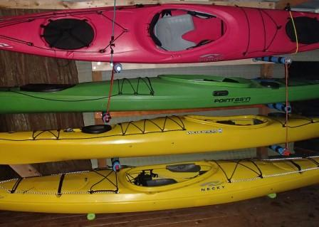 buying a sea kayak